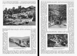 LES CHARBONNAGES DES BALKANS  ( VILLAGE De RADEVTSI )  1905 - Bulgaria