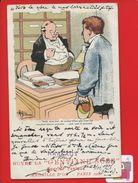 CPA  Carte Postale Publicitaire Ancienne Illustrateur Guillaume Gentiane Suze Apéritif Paris MCM Médailles D'or - Guillaume