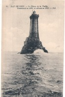 ---29---- île De Sein - RAS  De SEIN  Le Phare De La Vieille - Neuve TTBE - Ile De Sein