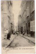 Vieux Marseille - 447 - La Rue Saint-Laurent - Autres