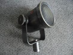 Microphone Dynamique Vintage « Melodium Paris 75-A  - Melodynamic » 40's 50's Numéroté  Micro Vintage N° 62192 - Accessoires, Pochettes & Cartons