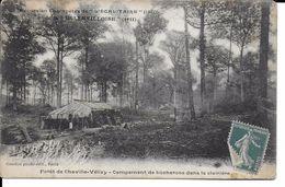 CPA  Forêt De Chaville-Vélizy, Campement De Bûcherons Dans La Clairière 13303 - Non Classificati