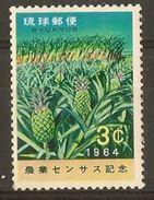 RYUKYUS 1964, Agriculture - Agriculture