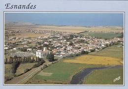 ESNANDES. - Vue Aérienne - France