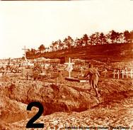 Photos De La Grande Guerre Ww1 Sur Papier Glacé, Reproduction De Plaque  Stéréoscopique - 1914-18