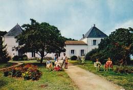 """ETAULES. - M.F.V. """" La Granderie"""". Vue Du Parc - France"""