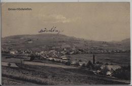 Gross-Höchstetten - Generalansicht - Stempel: Bahnpost - BE Bern