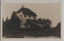Restaurant Schloss Oberberg (Gossau) St. Gallen - Photo: And. Hane - SG St. Gall