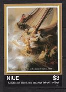 NIUE 2007 REMBRANDT  YVERT N°B147  NEUF MNH** - Rembrandt