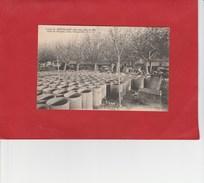 CPA 13 ARLES USINE BOUILLON COTE SUD TRINQUETAILLE PEU COURANTE - Arles