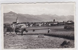 Bulle, Fermes Disparues, Fenaison à L'ancienne - FR Fribourg