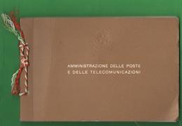 Poste Italiane Annata 1979 Completa - Années Complètes