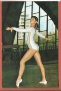 Nadia Comaneci - Non Viaggiata - Gymnastiek