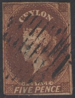 622- Ceylan Nº 4 - Sellos