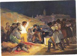 "GOYA .  "" Le 3  Mai  1808  "" .   Caete Neuve . - Paintings"