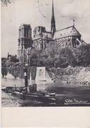 Notre-Dame De Paris, Par Albert Monier  - - France