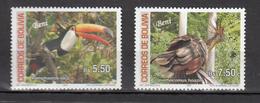 Bolivia 2007,2V,,birds,vogels,vögel,oiseaux,pajaros,uccelli,aves,MNH/Postfris(L3389) - Oiseaux