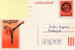 B 1308 - Sport, Karate, Ungheria - Martiaux