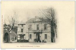 CPA 84 SAINTE  CECILE  LA MAIRIE  BELLE ANIMATION - France