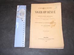 BURDO, ADOLPHE, NIGER ET BENUE, Un Voyageur Belge Dans L'Afrique Centrale, Bruxelles, 1880 - Histoire