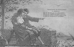 71 - Milly-Lamartine - Souvenir De Lamartine - Graziella - Other Municipalities
