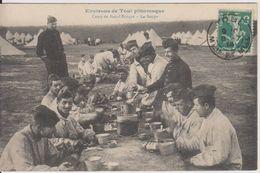 D54 - CAMP DE BOIS L'EVEQUE - LA SOUPE - ENVIRONS DE TOUL PITTORESQUE - France