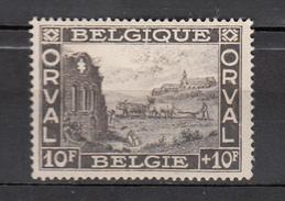 Belgie Belgique 1928,1V,Orval,cow,koe,kuh,vache,vaca,mucca,MH/Ongebruikt(A3395) - Koeien