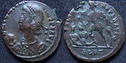 Roman Empire - AE Centenionalis Of Constantius II (337-361 AD), FEL TEMP REPARATIO - 7. L'Empire Chrétien (307 à 363)