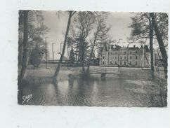 Baugé (49)  : Le Château De Grésillon Centre D'Espéranto Env 1950 PF. - France