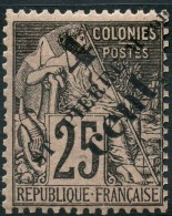 Saint Pierre Et Miquelon (1891) N 42 * (charniere) - Neufs