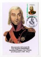 CARTE MAXIMUM - MonTimbraMoi - 2013 -  Maréchal J.B Bessières : Prayssac (46) - France