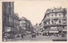 Belgium Verviers Carrefour Pont St Laurent et Place Verte