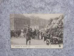 Cpa Croquis De Guerre 1915 L'armée Indienne Arrivant En France - Guerre 1914-18
