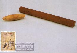 B 1326 - Giochi, Talu, Macao - Cartoline