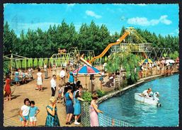 """AARTSELAAR - Parc Public  """" DE KOEKOEK """" Park - CP Publicitaire - Circulé - Circulated - Gelaufen - 1966. - Aartselaar"""