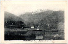 65 CAMPAN - Vallée De Lesponne  (Recto/Verso) - Autres Communes