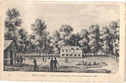 ---- 75 ---- PARIS --- Ancien PARIS Le Restaurant Ledoyen - TTB Neuve - Cafés, Hôtels, Restaurants