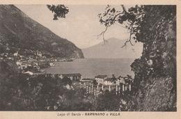 Lago Di Garda - GARGNANO E VILLA - Brescia