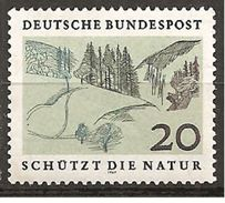 BRD 1969 // Mi. 592 ** (017..859) - [7] Repubblica Federale