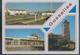 Gosselies : Aeroport, Tour Saint-Jean - City Nord - Charleroi