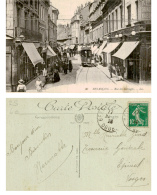 25 - BESANCON - Rue Des Granges    (tramway) - Besancon