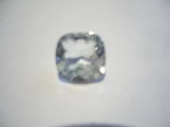 Aquamarin Edelstein - Quadratisch Gerundet - Facetten Schliff 2,8ct (424) - Unclassified