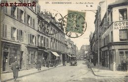 COURBEVOIE RUE DE PARIS 92 - Courbevoie