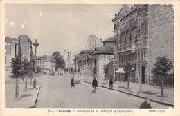 35 - Rennes - Boulevard De La Liberté - Poissonnerie - Rennes