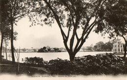 TONKIN - Hanoï -Square Du Petit Lac - Viêt-Nam