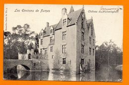 Wulveringem (Furnes). Château De Beauvoorde. Nels . Ca 1900 - Veurne