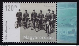 Cycle Bicycle Bike / MNH - Hungary 2017 - 150th Anniv. Of Hungarian Post - Ciclismo