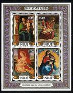 NIUE - 1986 - CHRISTMAS - VIRGIN & CHILD - VATICAN MUSEUM - MINT - MNH S/SHEET! - Unclassified
