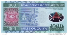 MAURITANIA P. 19 1000 O 2014 UNC - Mauritania