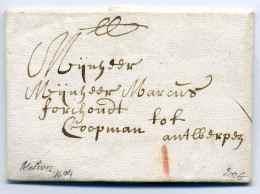 Lettre De MALINES / 14 Mai 1694 / BELGIQUE - 1621-1713 (Spanish Netherlands)